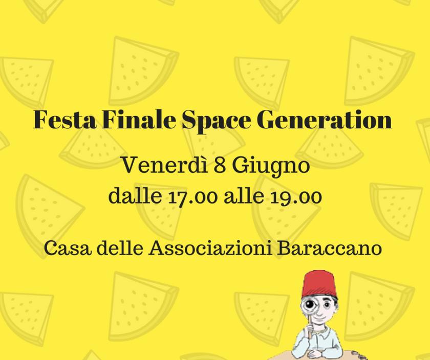 Festa Finale Space Generation